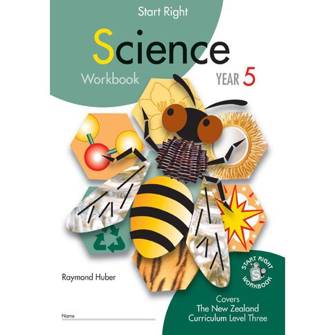 SR Year 5 Science Workbook