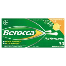 Berocca Performance Orange 30s