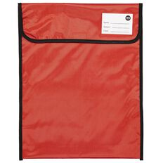 WS Book Bag Large 460mm x 360mm Red