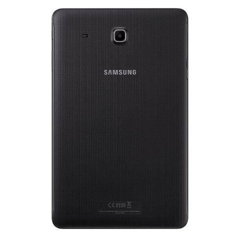Samsung Galaxy Tab E 9.6 inch Wi-Fi Black