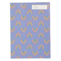 WS Book Sleeve 1b8 Rainbow 1 Pack