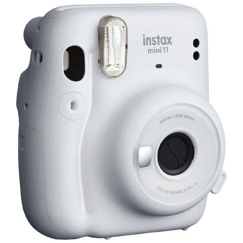 Fujifilm Instax Mini 11 Instant Camera Ice White