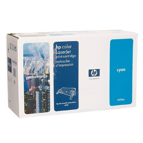 HP Toner 641A Cyan (8000 Pages)