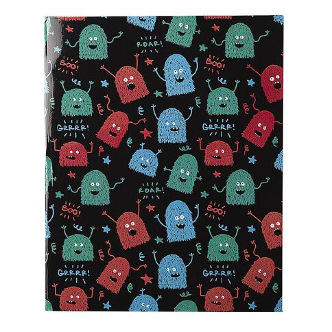 WS Book Cover Monster 45cm x 1m