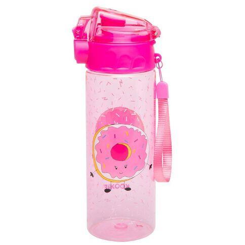 Kookie Donut Drink Bottle Pink