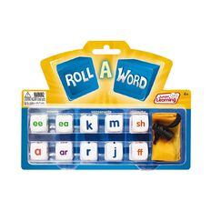 Junior Learning Roll-A-Word