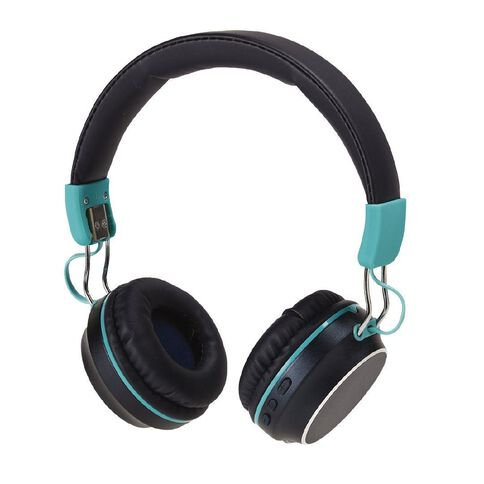 Conservatory Wireless Headphones Teal