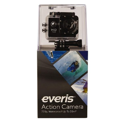 Everis Action Camera 720p