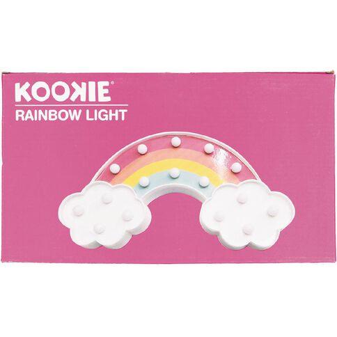 Kookie Rainbow Light
