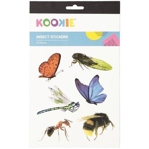 Kookie Animal Stickers Assorted