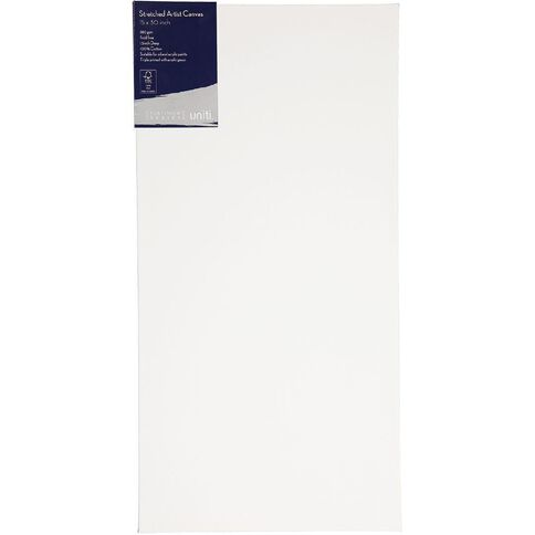 Uniti Platinum Canvas 15x30 Inches 380Gsm