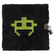 Kookie Gaming Lockable Furry Notebook Green