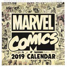 Avengers 2019 Calendar 305mm x 305mm