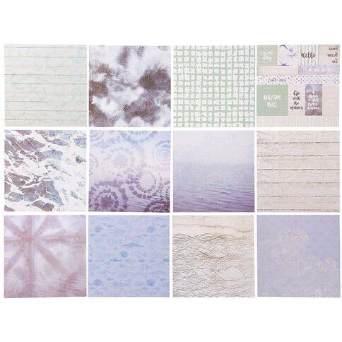 Uniti Under The Sea Designer Paper Pad 6in x 6in
