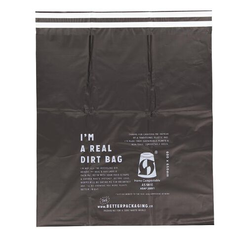 COMPOST Pack UBER 650x600mm 10 Pack/10 Labels