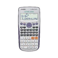 Casio Calculator FX100AU Plus Scientific