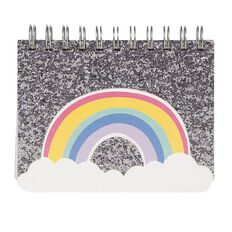 Kookie Rainbow Notepad A6