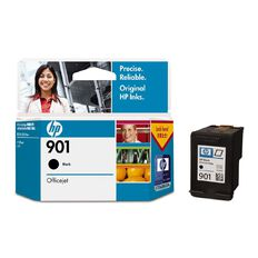 HP Ink 901 Black (200 Pages)