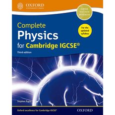 Igcse Year 11 Physics Complete Physics Student Book