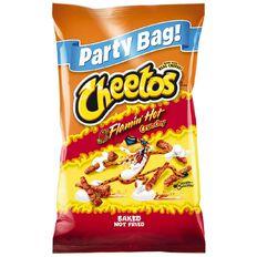 Cheetos Crunchy Flaming Hot 210g