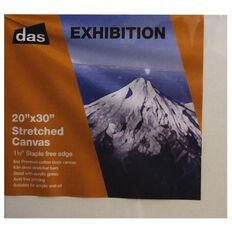 DAS 1.5 Exhibition Canvas 20 x 30in White