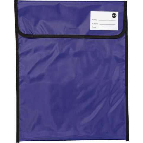 Impact Book Bag Large 460mm x 360mm Blue