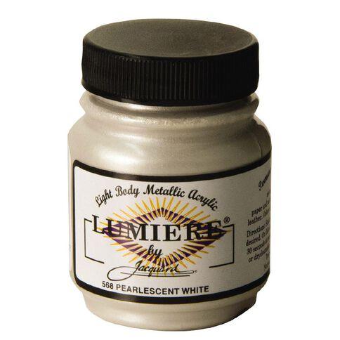Jacquard Lumiere 66.54ml Pearlescent White