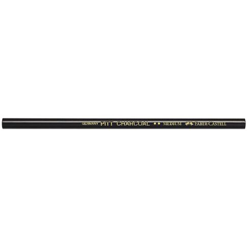 Faber-Castell Charcoal Pencil Medium Grey