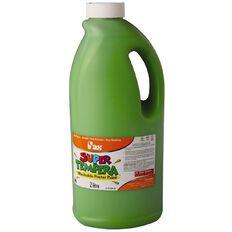 FAS Paint Super Tempera Leaf Green 2L