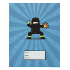 Kookie Ninja 1B5 Book Sleeve Blue
