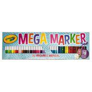 Crayola Mega Marker Pack 50 Pack