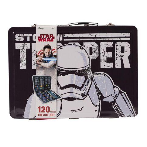 Star Wars Tin Art Set 120 Pieces