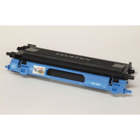 Brother Toner TN150 Cyan (1500 Pages)