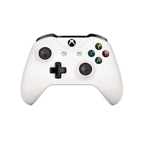 XboxOne Controller Wireless White