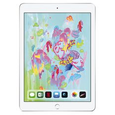 Apple iPad Wi-Fi 32GB (6th Gen) Silver