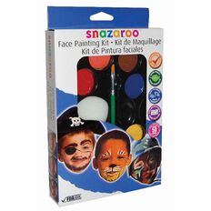Snazaroo Face Paint Kit Multi-Coloured