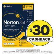 Norton 360 Premium 5 Device 12 Months