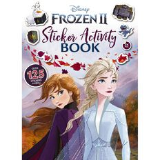 Disney Frozen #2 Super Sticker Adventures