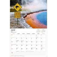 BrownTrout 2020 Uniquely NZ Horizontal Calendar