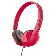 Skullcandy Anti Headphones Red