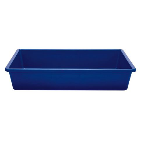 Taurus Office Tote Tray Blue 6L
