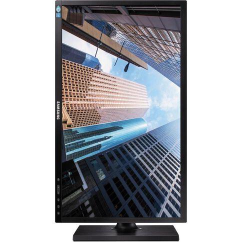 Samsung 22 inch S22E450DW LED Monitor Black