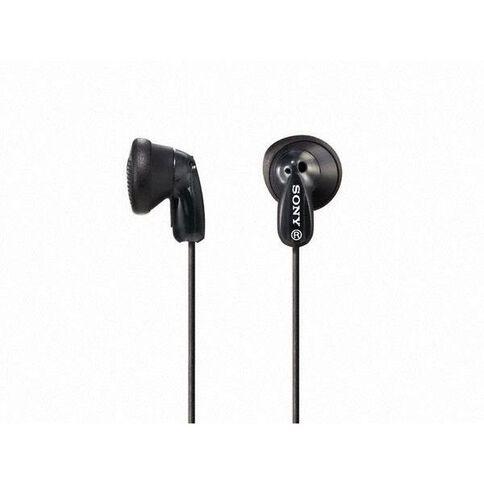 Sony In-Ear Earbud MDRE9LPB Black