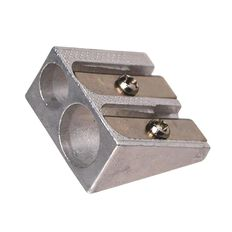 Impact Pencil Sharpener 2 Hole Metal