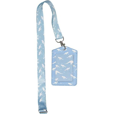 Kookie Dinosaur Lanyard Bus Pass