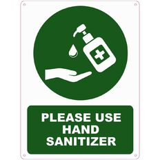 WS COVID Sign PLEASE USE HAND SANITIZER