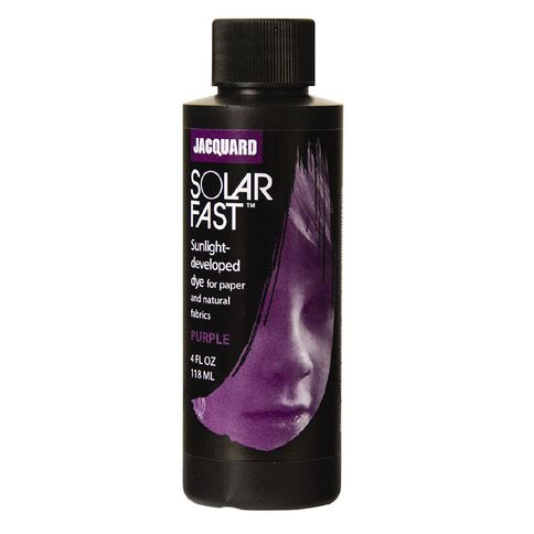 Jacquard Solarfast Dye 118.29ml Purple