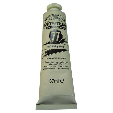 Winsor & Newton Winton Oil Paint 37ml Soft Mixing White