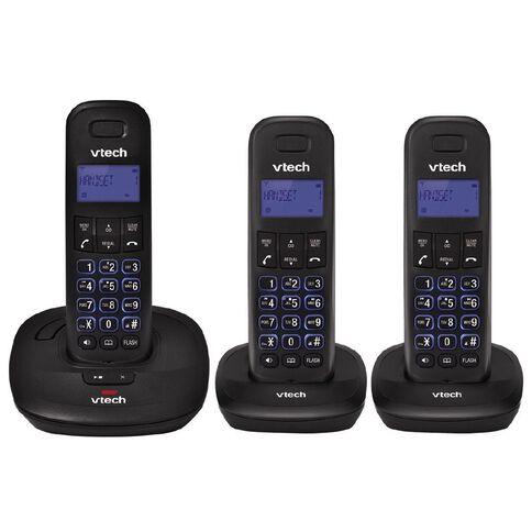 Vtech ES1820-3A Telephone Answer Machine Triple Pack Black
