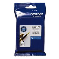 Brother Ink LC3317 Cyan (550 Pages)